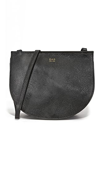 OAD Saddle Bag - Black