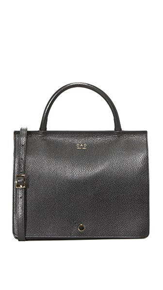 OAD Prism Satchel - Black