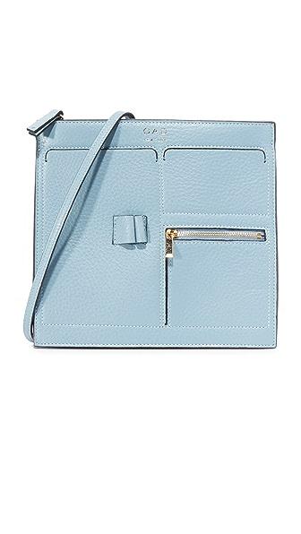 OAD Mini Kit Cross Body Bag - Powder Blue
