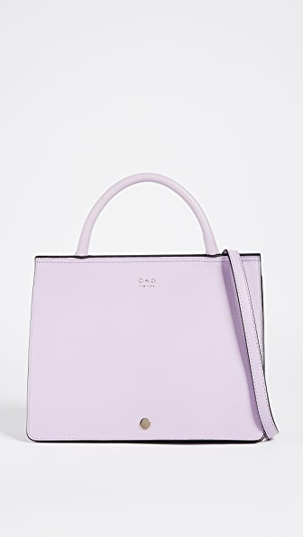 OAD Prism Satchel - Sweet Lilac