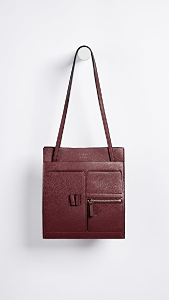 OAD Kit Shoulder Bag - Dark Wine
