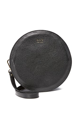 OAD Circle Cross Body Bag - Black
