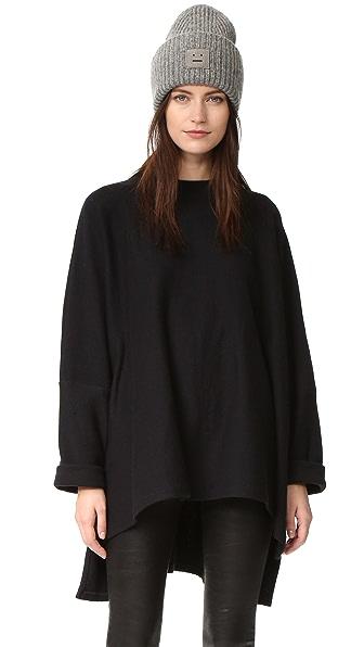 Oak Oversized Boucle Pullover