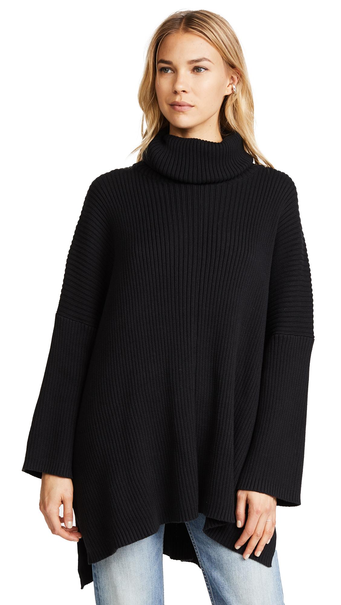 Oak Massive Turtleneck Sweater