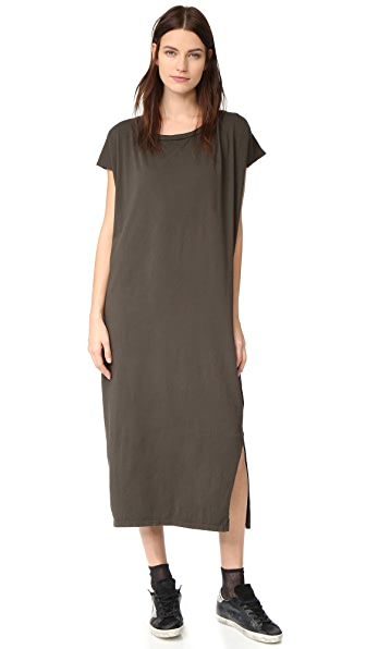Oak Box Maxi Dress