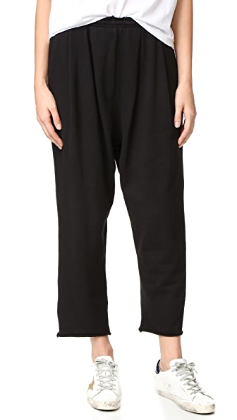 Oak Sisch Pants - Black
