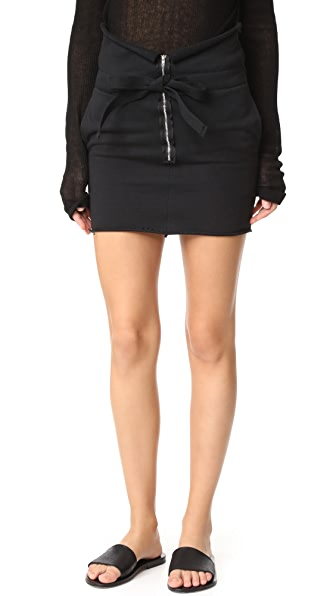 Oak Judo Skirt - Black