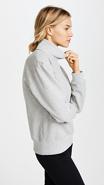 Oak Turtleneck Sweatshirt