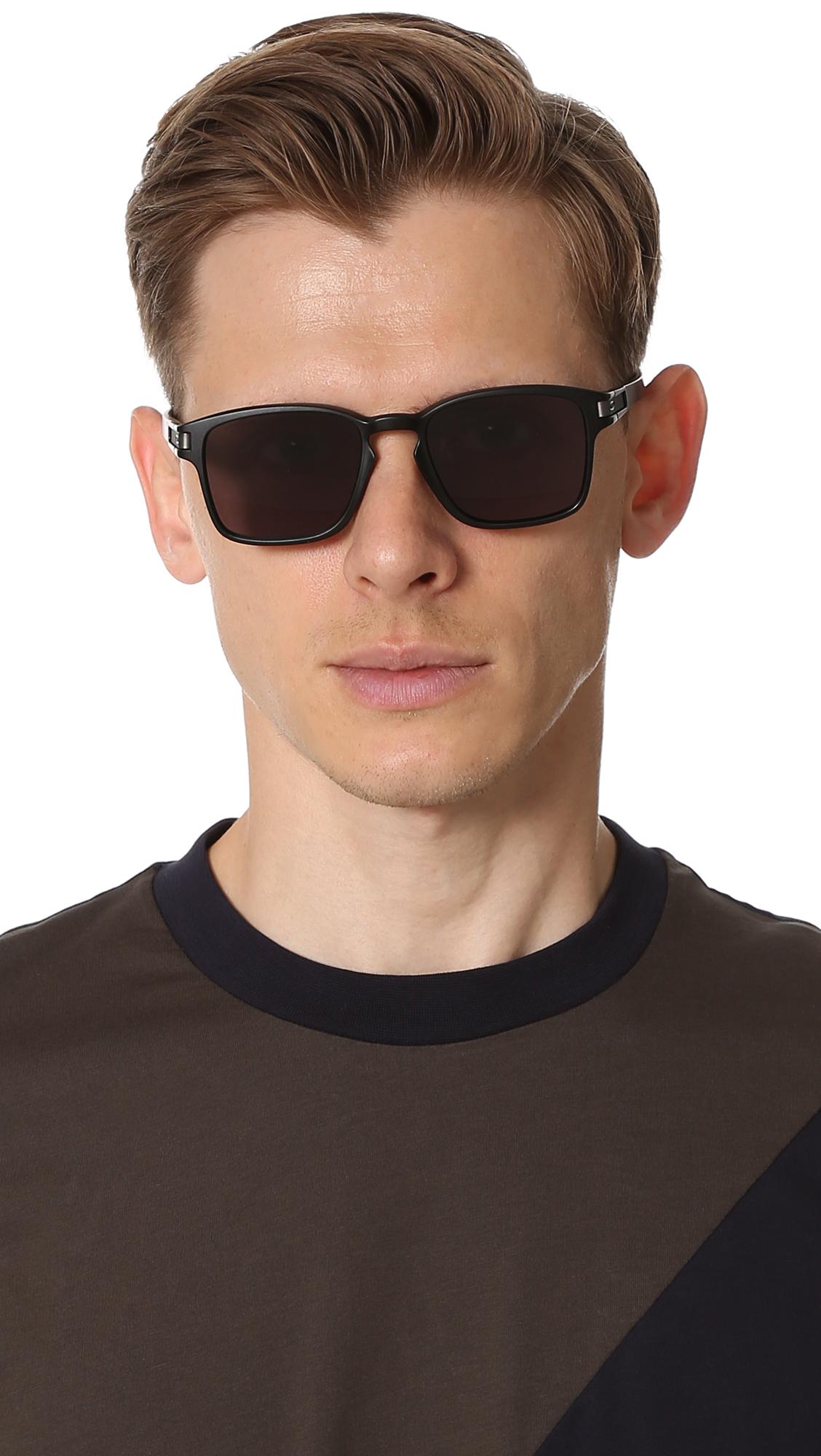 Oakley Latch Squared >> Oakley Latch Square Sunglasses East Dane