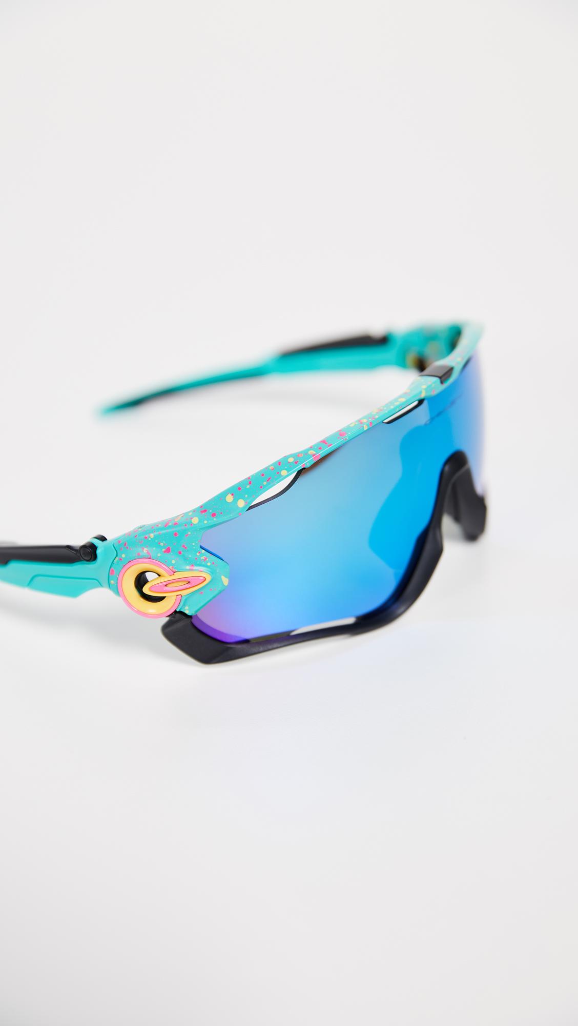 6f38172bd7c Oakley Jawbreaker Splatter Sunglasses