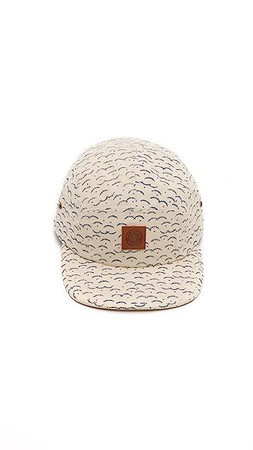 Obey Cliffside 5 Panel Hat