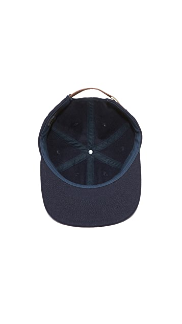Obey Afton 6 Panel Hat