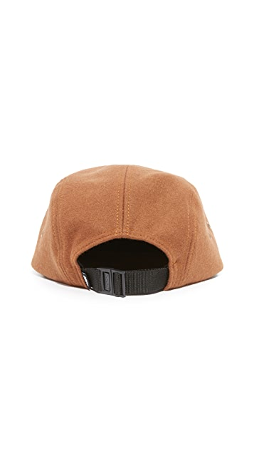 Obey Times 5 Panel Hat