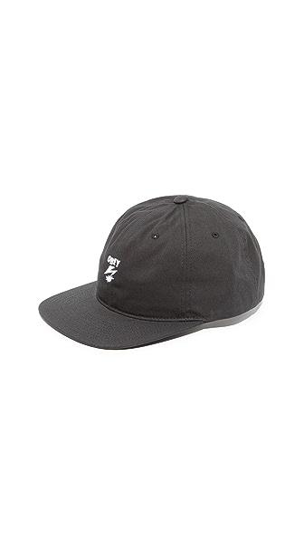 Obey Bad Brains Bolt Hat