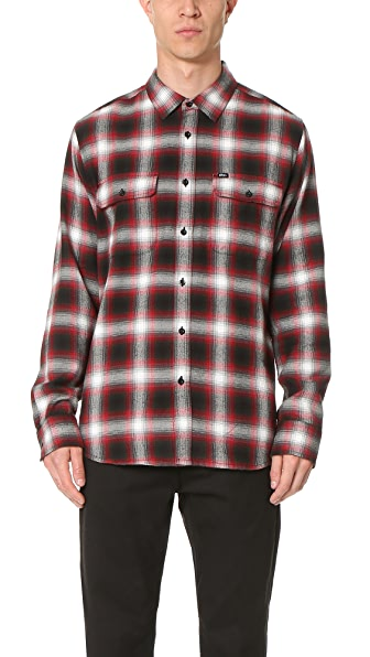 Obey Dobbs Woven Shirt