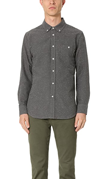 Obey Hadley Woven Shirt