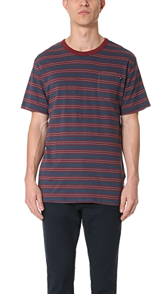 Obey Logan Pocket Tee