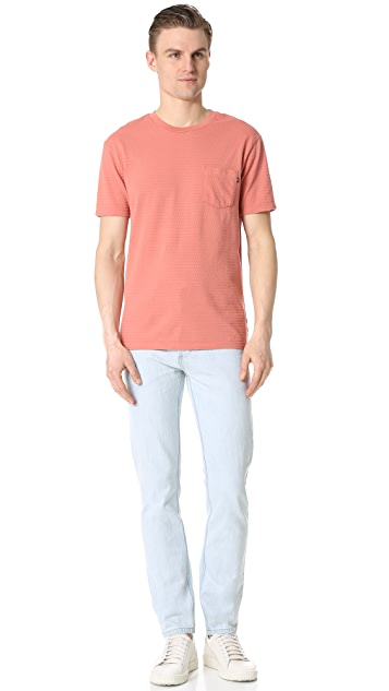 Obey Lombard Pocket Tee