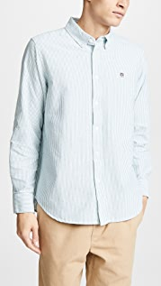 Obey Eighty Nine Stripes Shirt