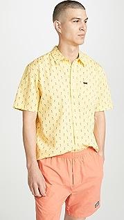 Obey Ellis Dandelion Short Sleeve Shirt