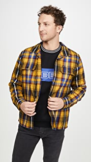Obey Russel Woven Shirt