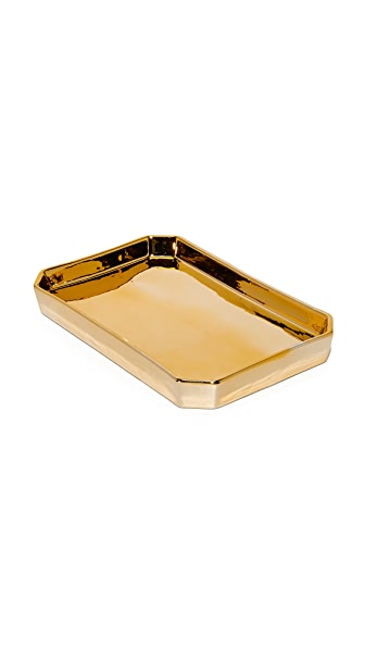 Odeme Catchall Dish - Gold