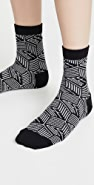Off-White Medium Monogram Socks