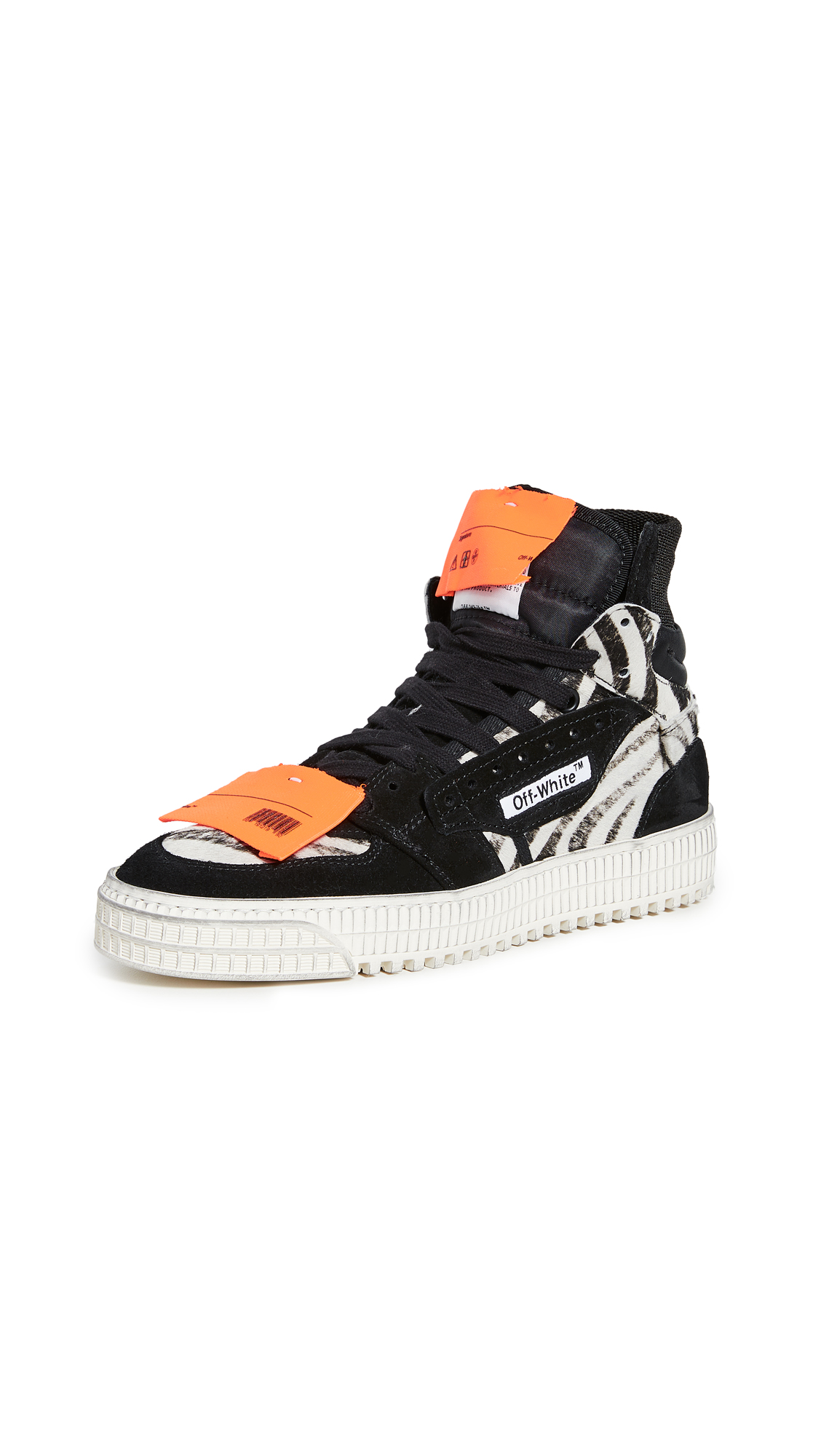 Buy Off-White online - photo of Off-White Off Court Sneakers