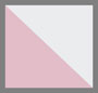 粉红色/白色