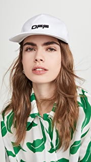 Off-White 棒球帽