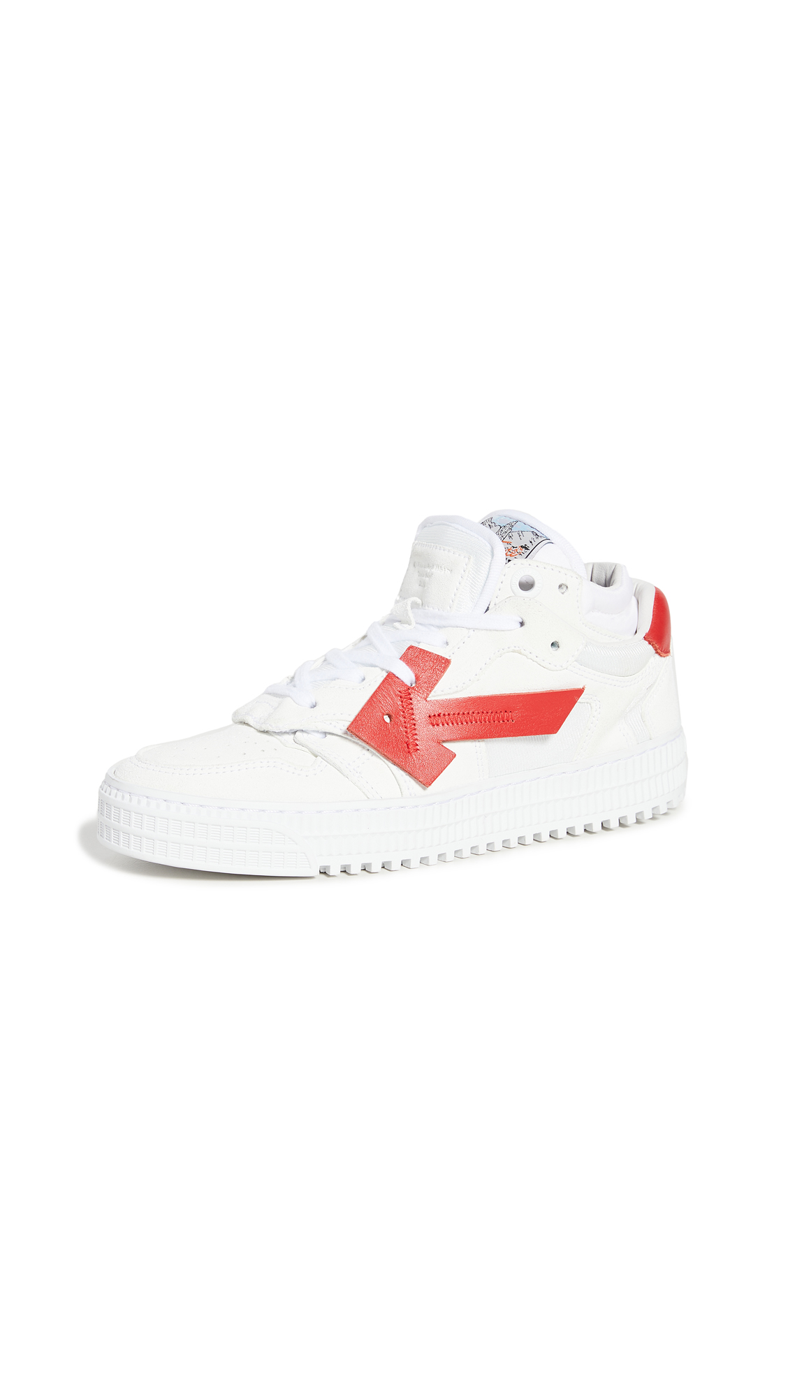 Buy Off-White 3.0 Low Sneakers online, shop Off-White
