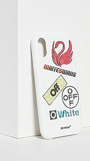 Off-White Multi Logo iPhone XR Case