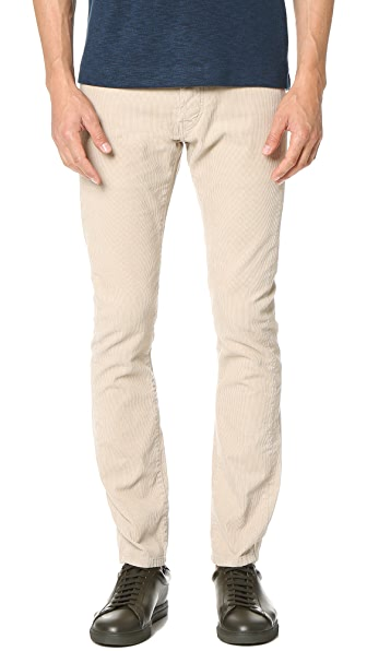 Officine Generale 5 Pocket Corduroy Jeans