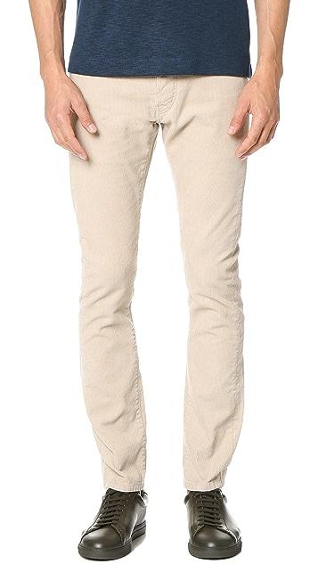 Officine Generale 5 Pocket Corduroy Jeans