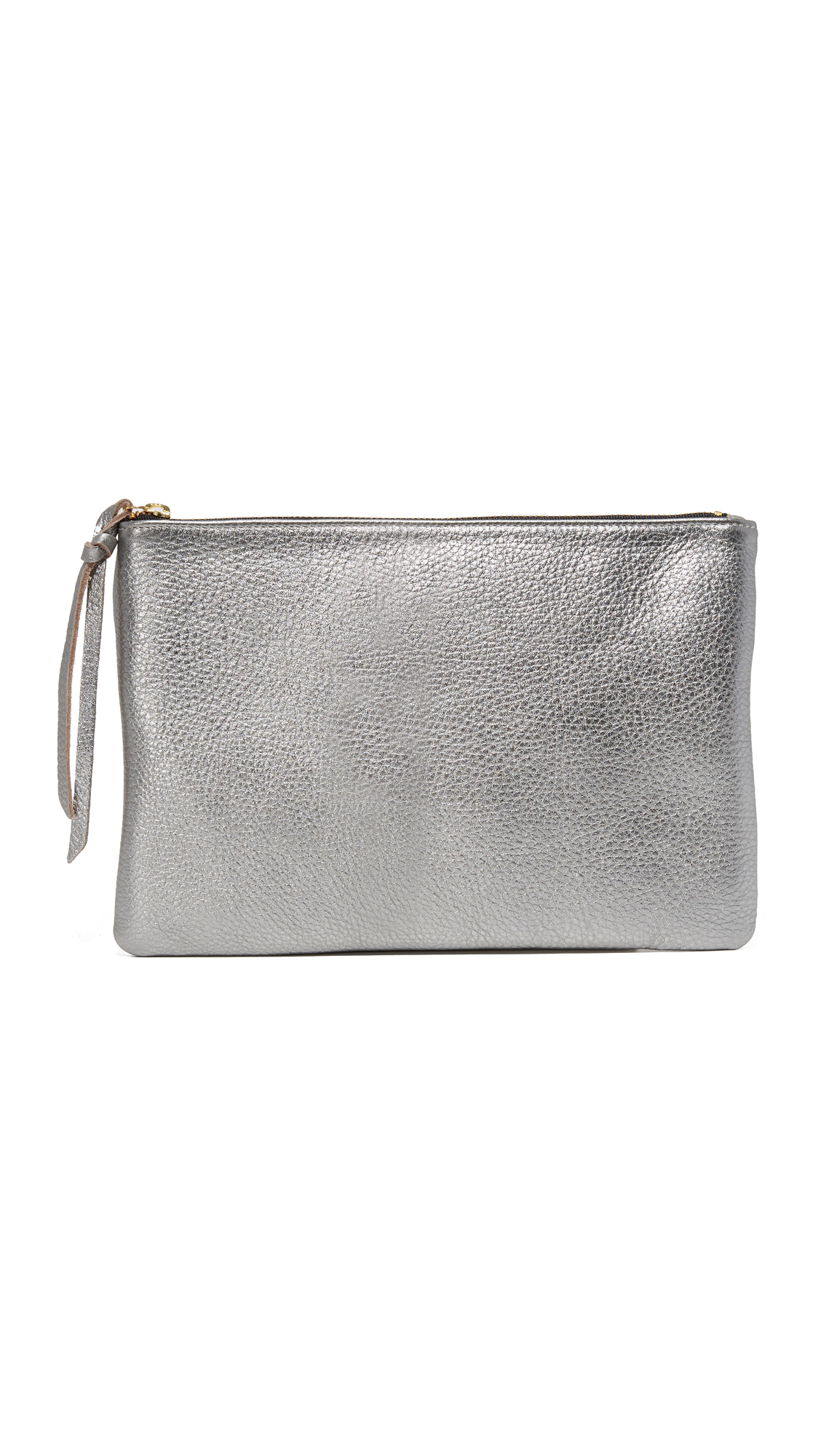 oliveve female oliveve queenie clutch nickel