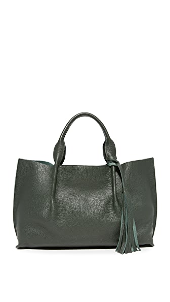 Oliveve Isabel East / West Tote - Pine
