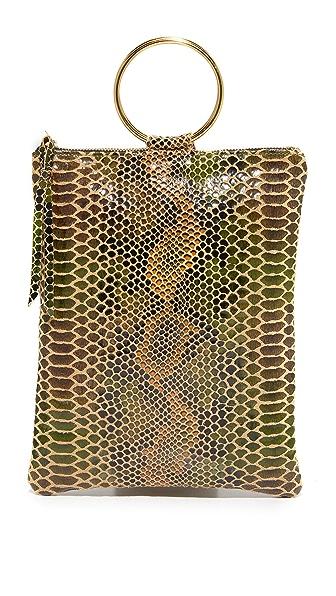 Oliveve Laine Ring Bag - Jade