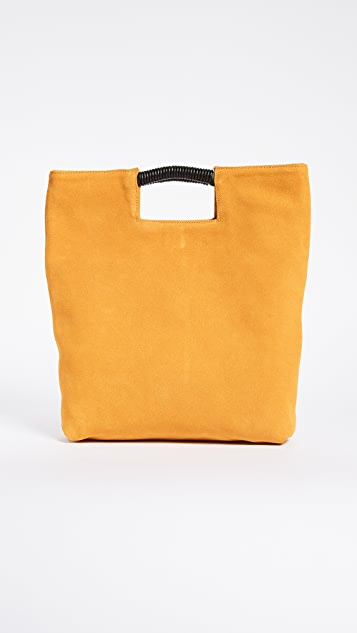 Oliveve Reid Wrapped Handle Bag