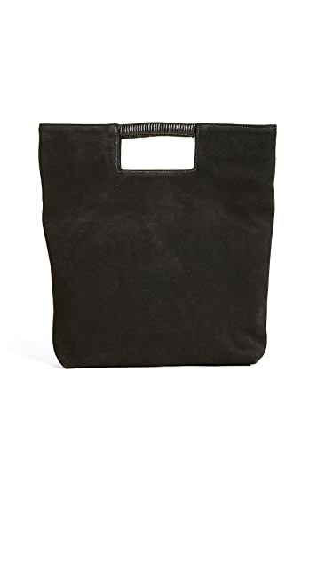 Oliveve Reid Wrapped Handle Clutch
