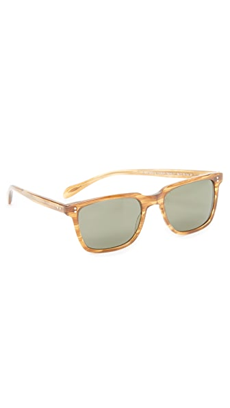 Oliver Peoples Eyewear NDG Polarized Sunglasses
