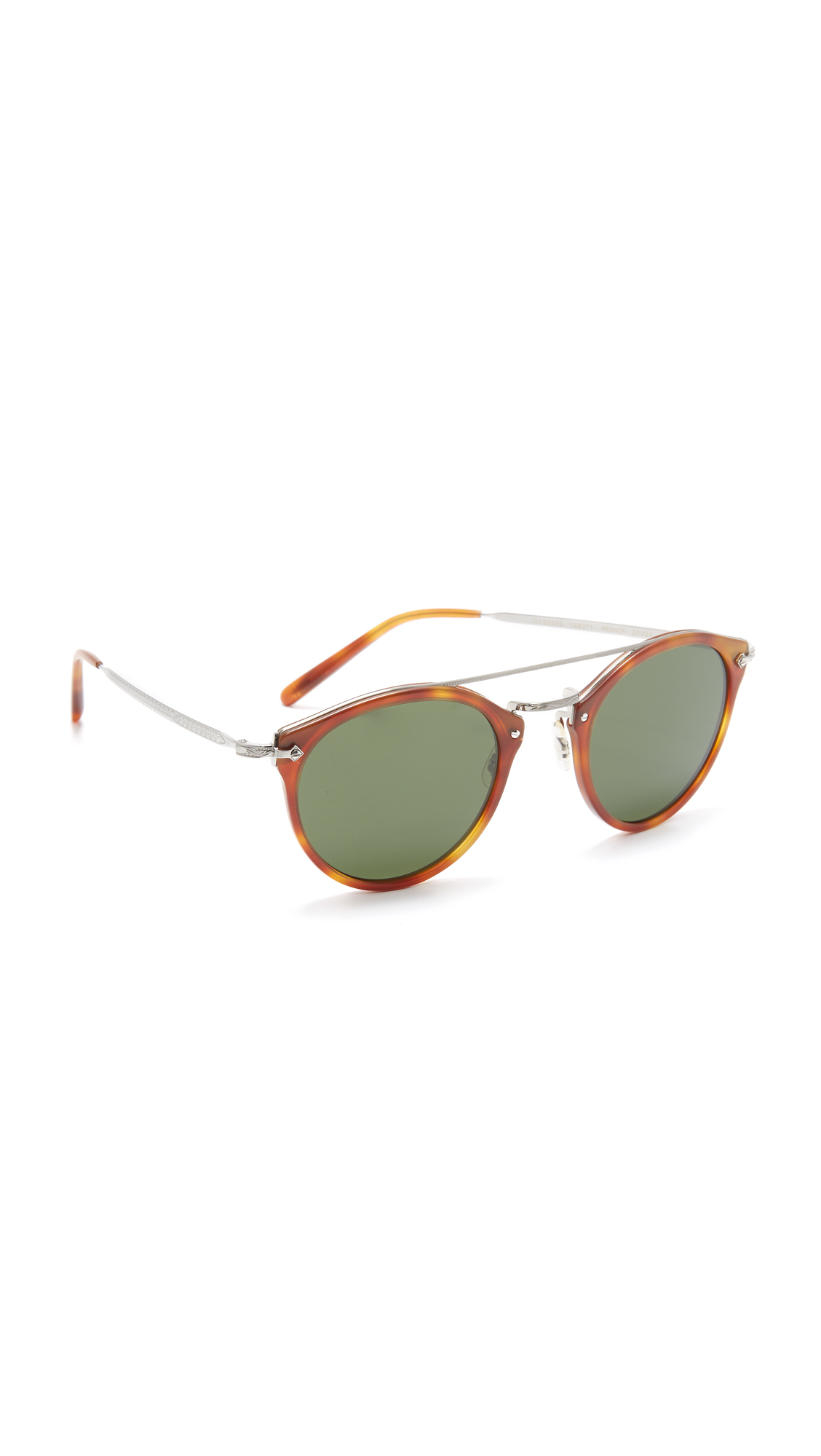 Oliver Peoples Eyewear Remick Sunglasses | SHOPBOP