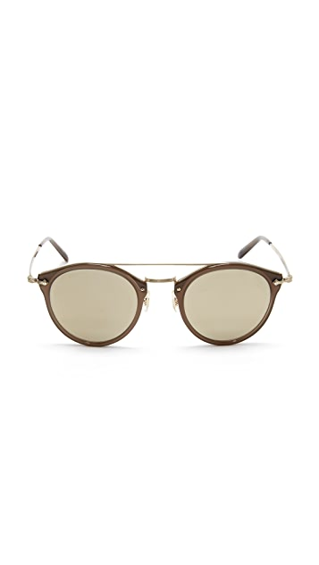 Oliver Peoples Eyewear Remick Sunglasses