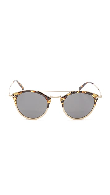 Oliver Peoples Eyewear Remick Limited Edition Sunglasses