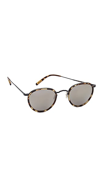 Oliver Peoples Eyewear MP-2 Sunglasses - Hickory Tortoise/Graphite