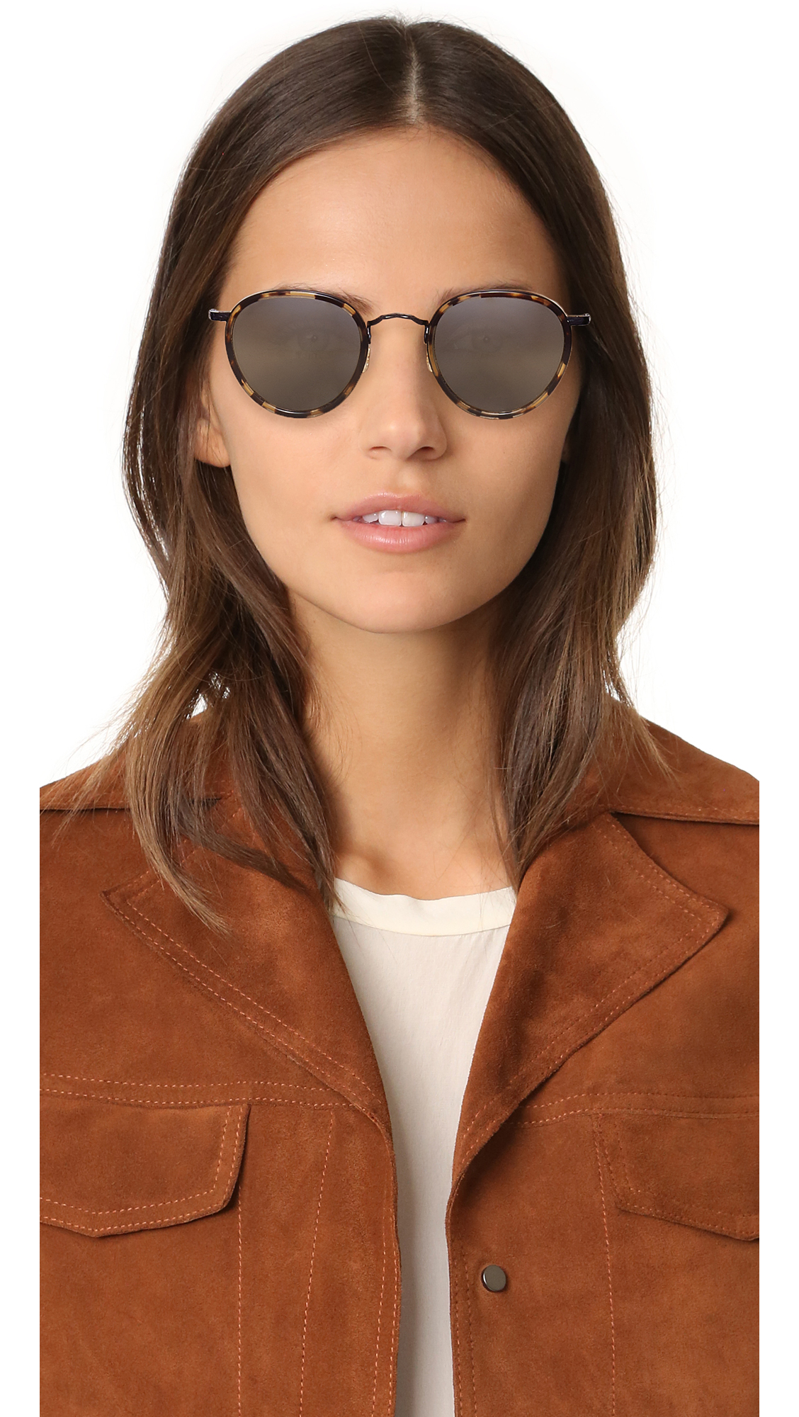 7a8e61ddec2 Oliver Peoples Eyewear MP-2 Sunglasses