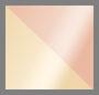 Buff Gold/Pink