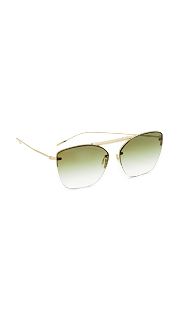 Oliver Peoples Eyewear 30th Anniversary Zaine Sunglasses