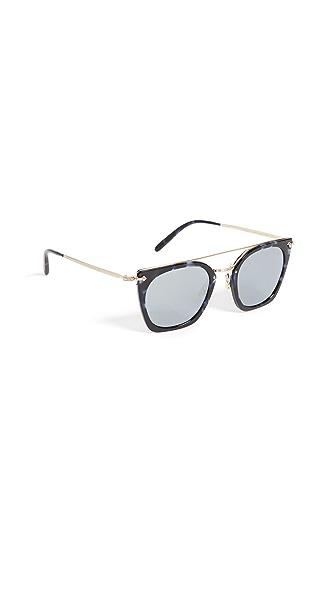 Oliver Peoples Eyewear Dacette Sunglasses at Shopbop