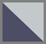 кобальтовый черепаховый/серебристо-голубой