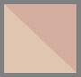Taupe Brown/Rose Goldtone